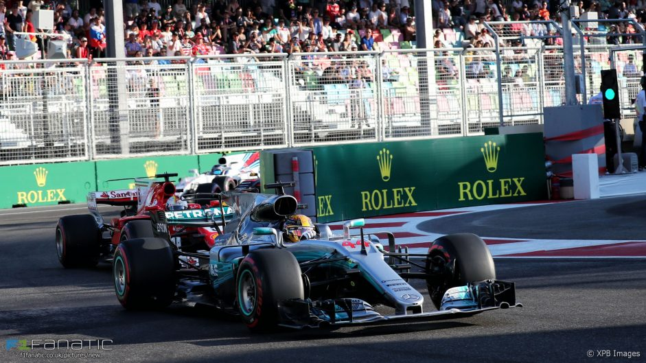 Hamilton did not brake-test Vettel, FIA rules