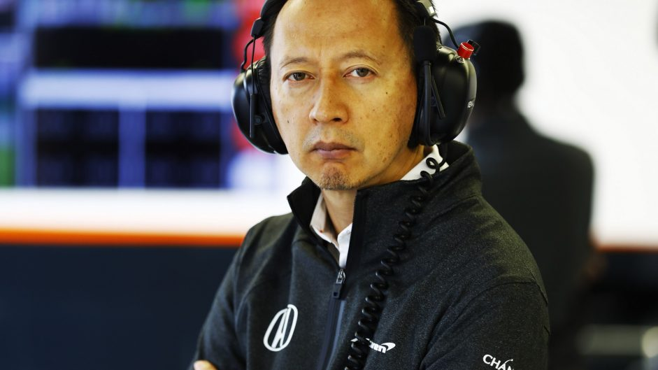 Honda 'not thinking' about replacing Hasegawa