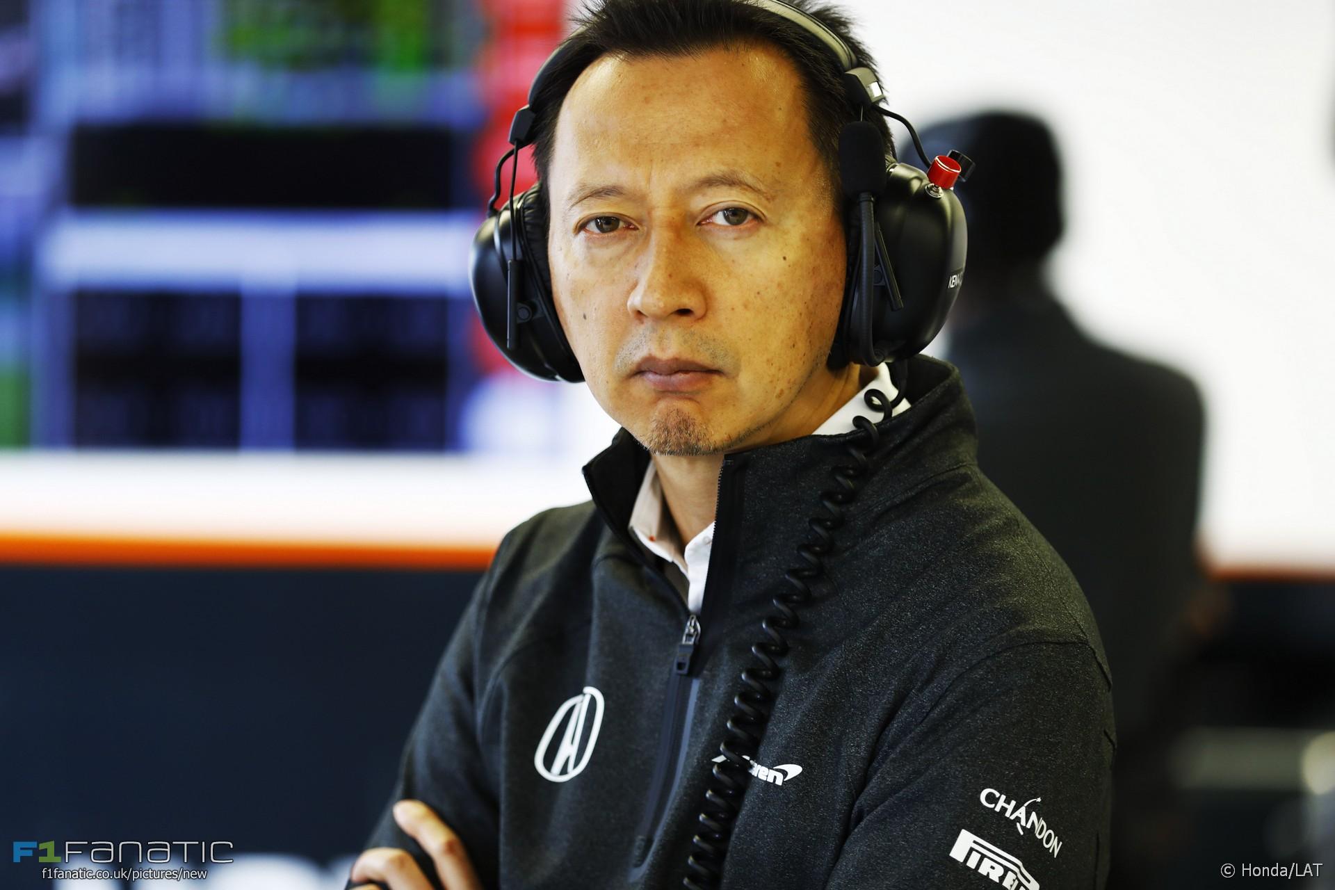 Yusuke Hasegawa, McLaren, Circuit Gilles Villeneuve, 2017