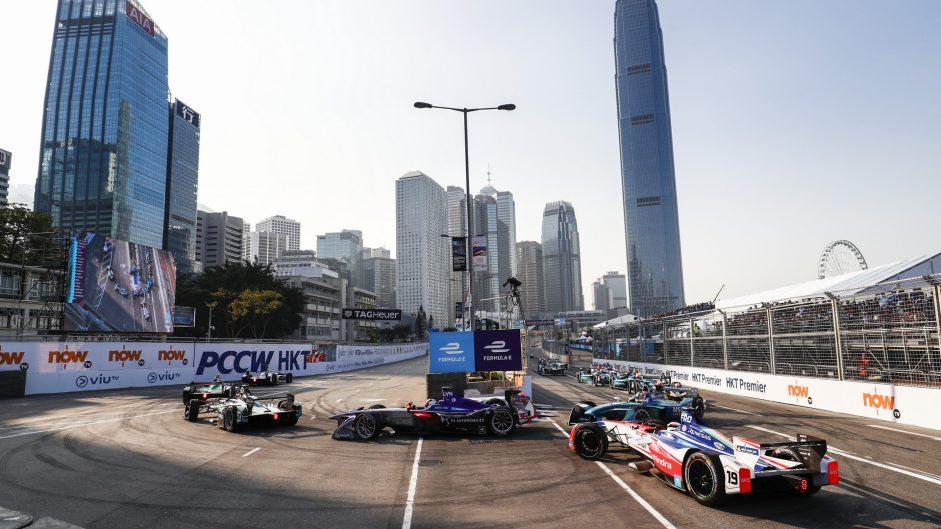 Controversial start to new Formula E season