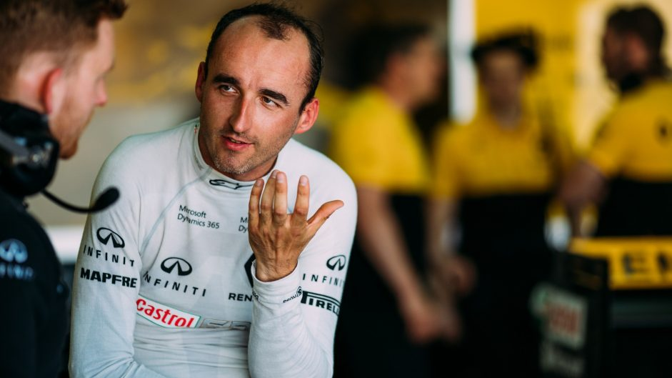 "Kubica says his chance of an F1 return is ""80 or 90 percent"""