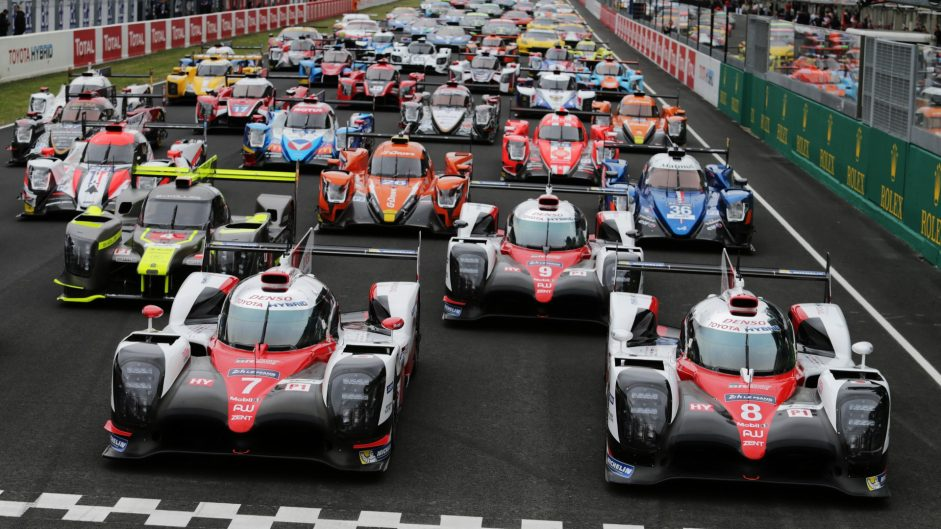 Thin prototype field gives Toyota their best chance to finally win Le Mans