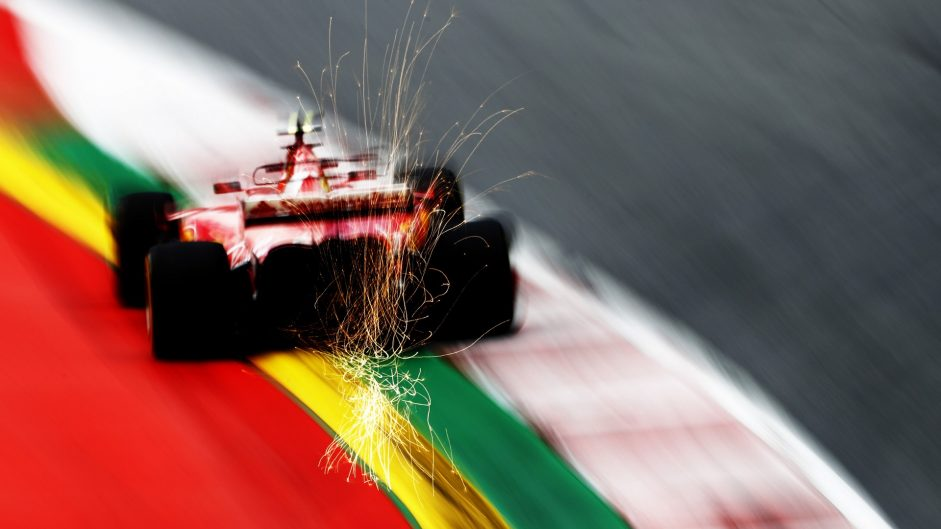 Top ten pictures from the 2017 Austrian Grand Prix