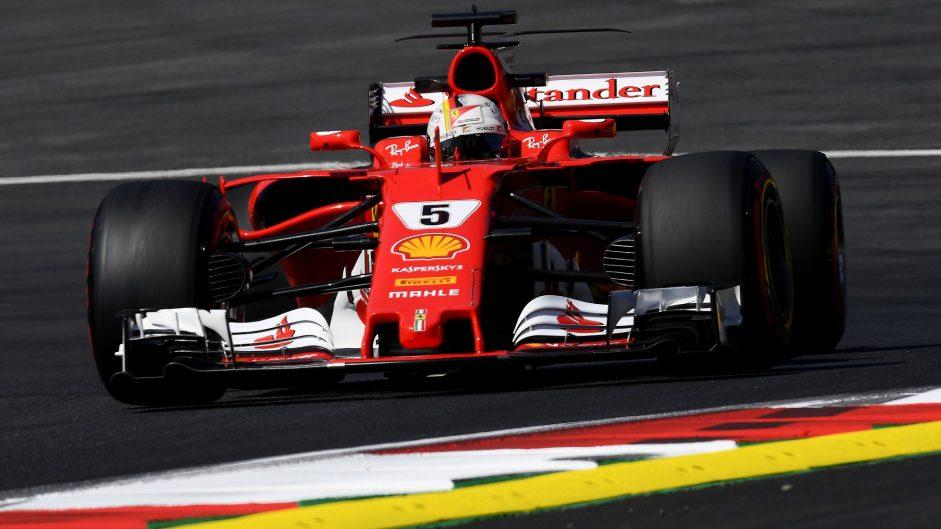 2017 Austrian Grand Prix team radio highlights: Qualifying