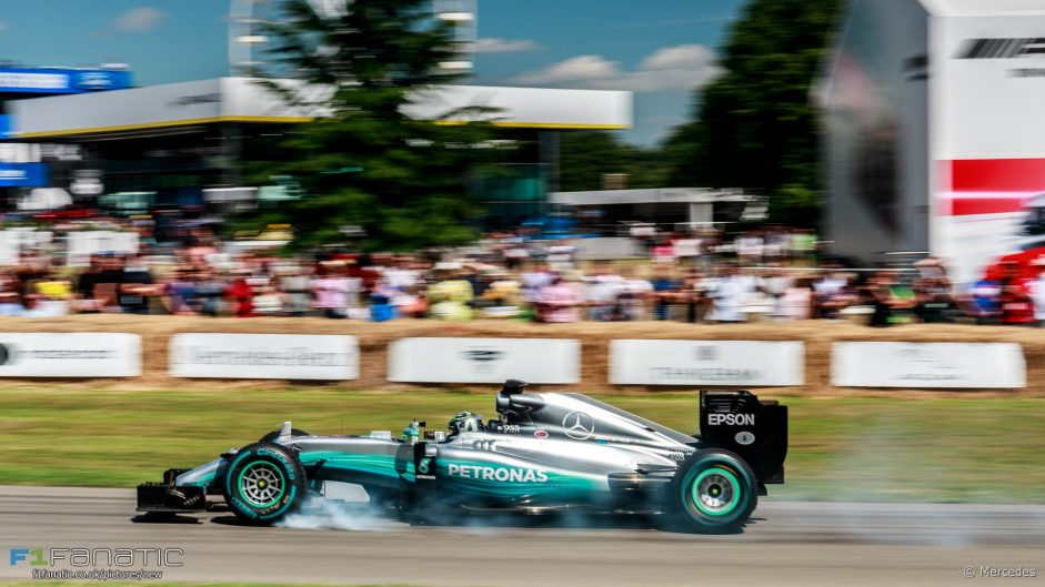 2017 Goodwood Festival of Speed in pictures
