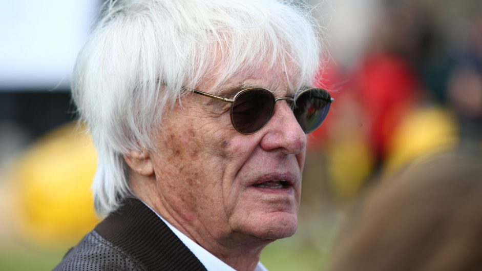 Liberty 'don't want me at F1 races' – Ecclestone