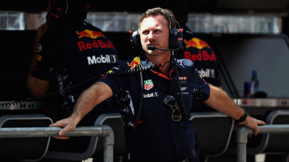 Christian Horner, Red Bull, Red Bull Ring, 2017