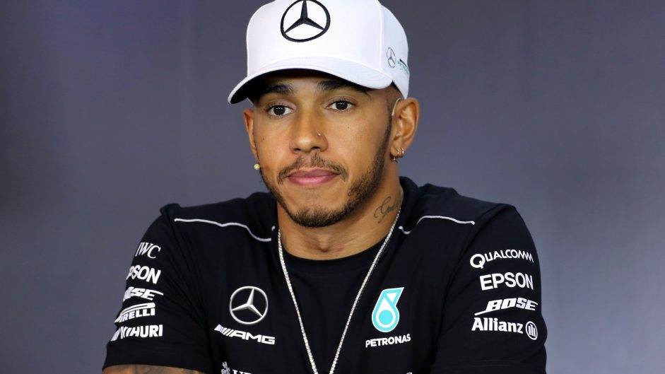 """The season's the most important thing"": Hamilton explains F1 Live London absence"