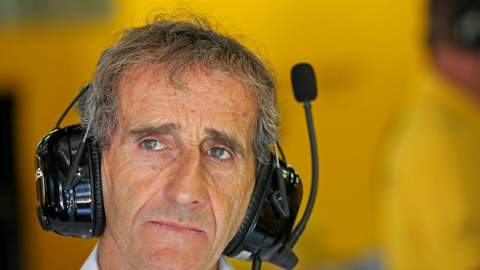 Alain Prost, Renault, Red Bull Ring, 2017