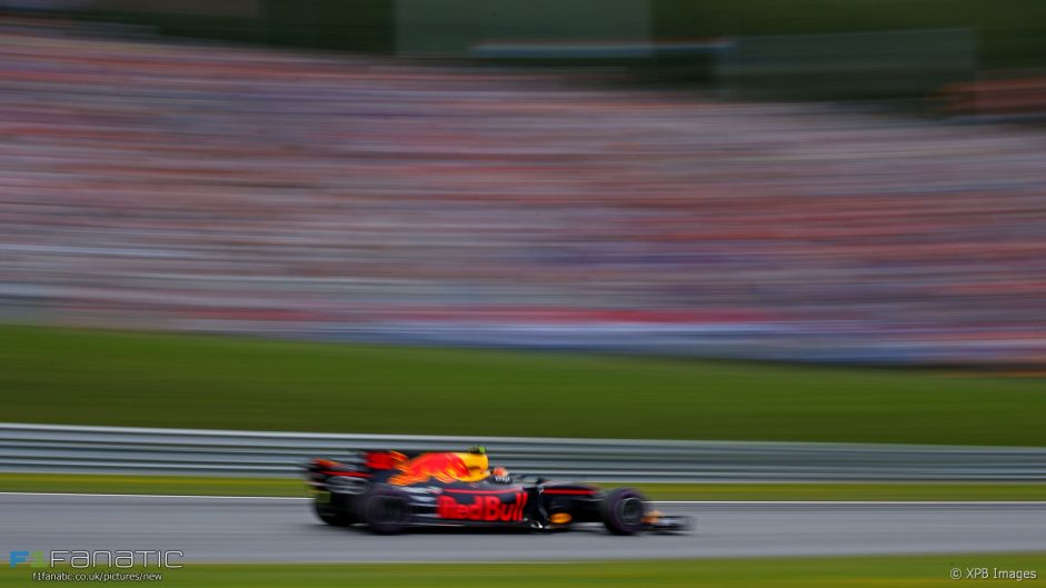Verstappen admits he couldn't get turn three right