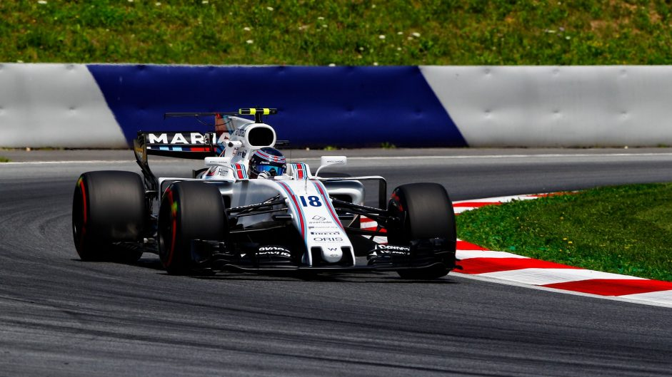 Lap time watch: Williams fail to keep up with their rivals in Austria