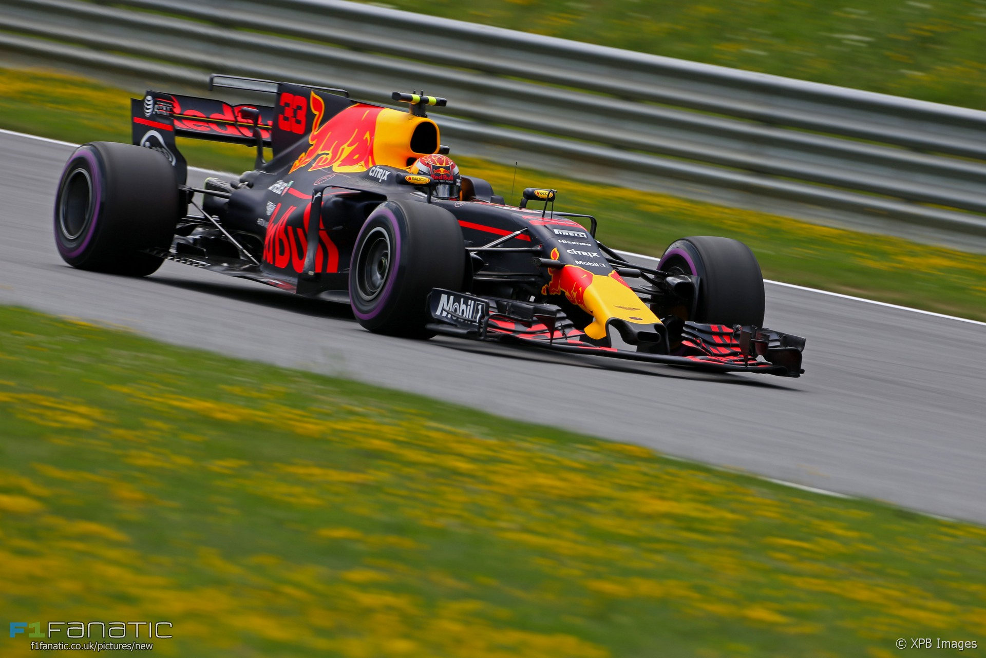 max verstappen red bull red bull ring 2017 f1 fanatic. Black Bedroom Furniture Sets. Home Design Ideas