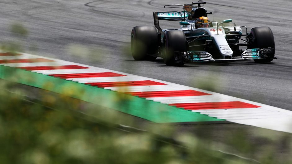 Hamilton says climbing through the field won't be as easy as in 2014