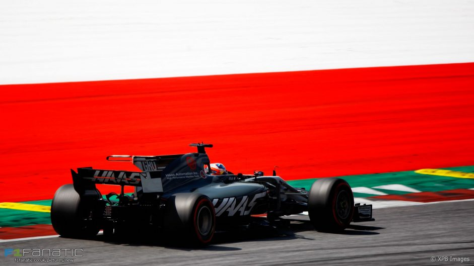 2017 Austrian Grand Prix qualifying and final practice in pictures