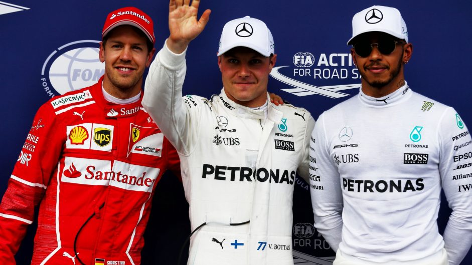 Bottas takes pole in anti-climactic session