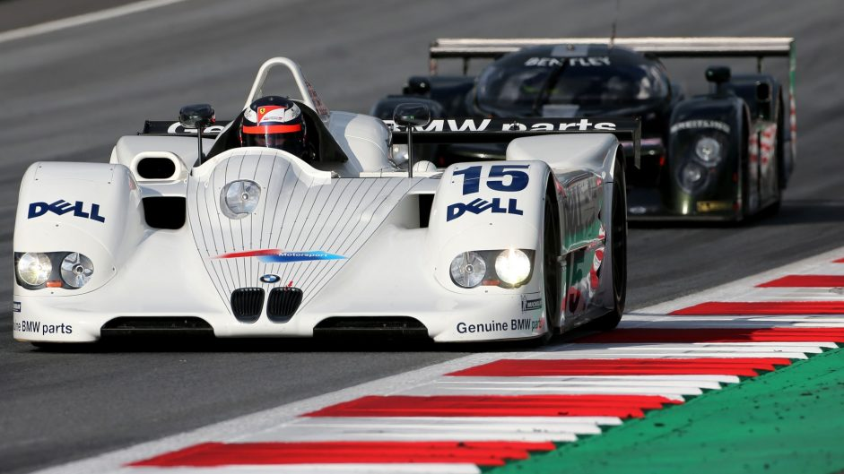 Pictures: Sports car greats attend Austrian GP Legends Parade