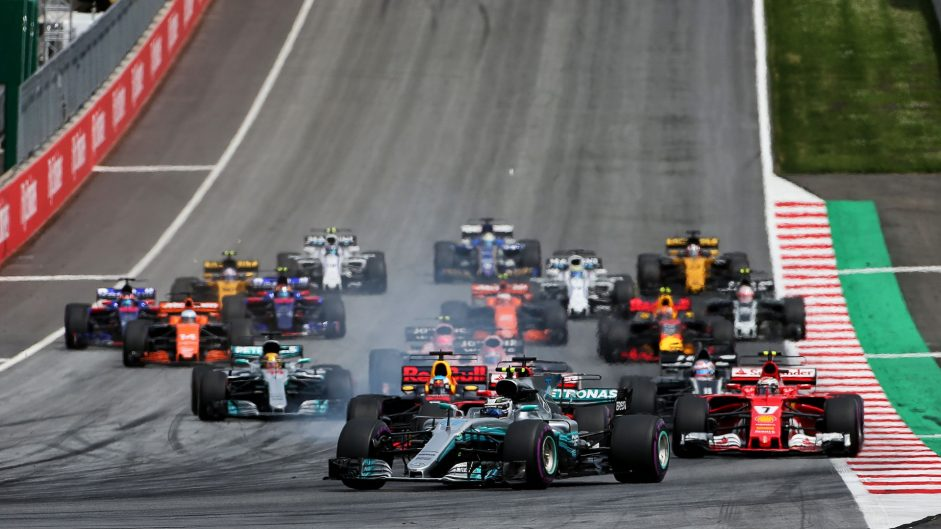 F1 tightens up rules on jump starts for 2018