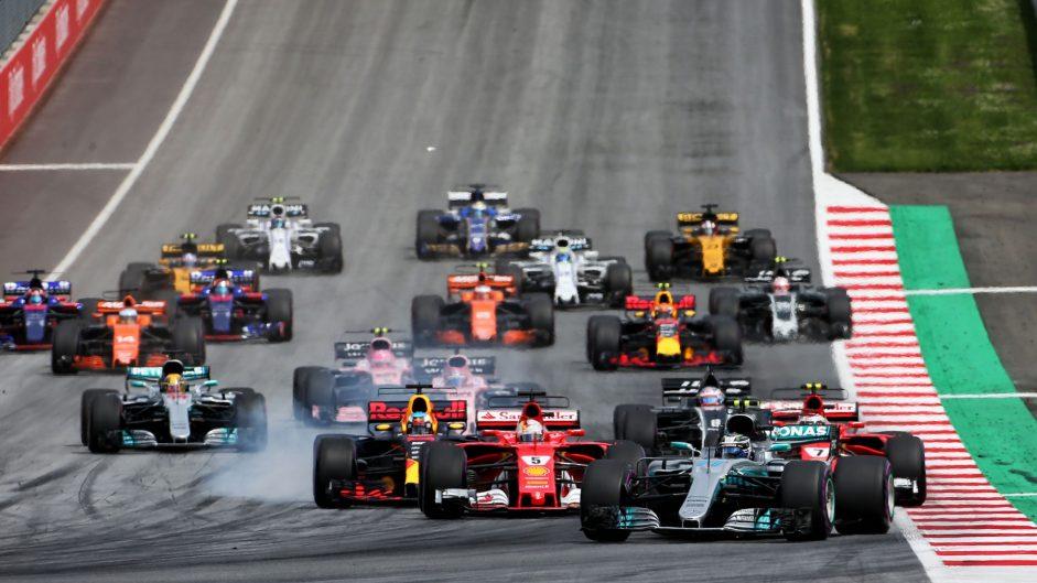 """""""It looked like Valtteri jumped the start"""": Austrian GP race team radio highlights"""