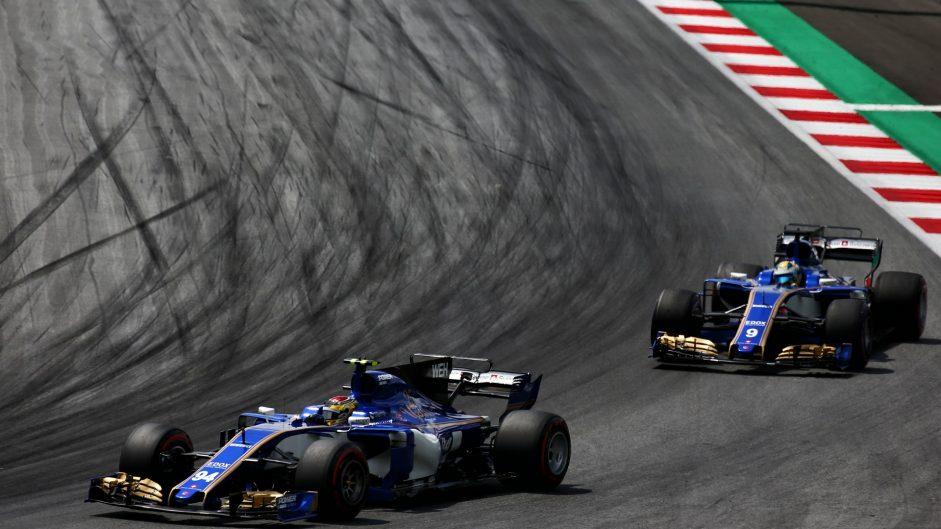 Pascal Wehrlein, Sauber, Red Bull Ring, 2017