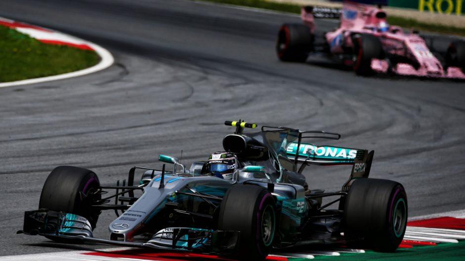 Valtteri Bottas, Mercedes, Red Bull Ring, 2017