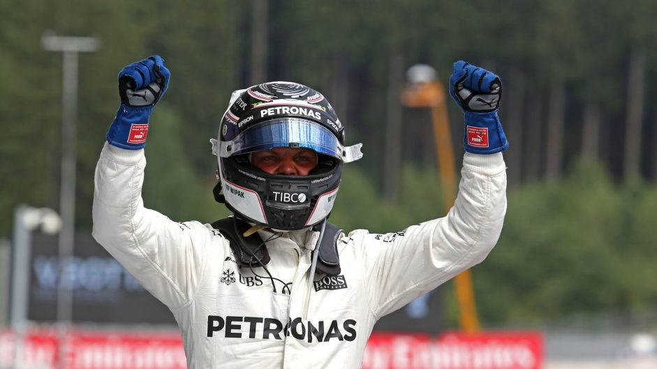 Second Driver of the Weekend win for Bottas