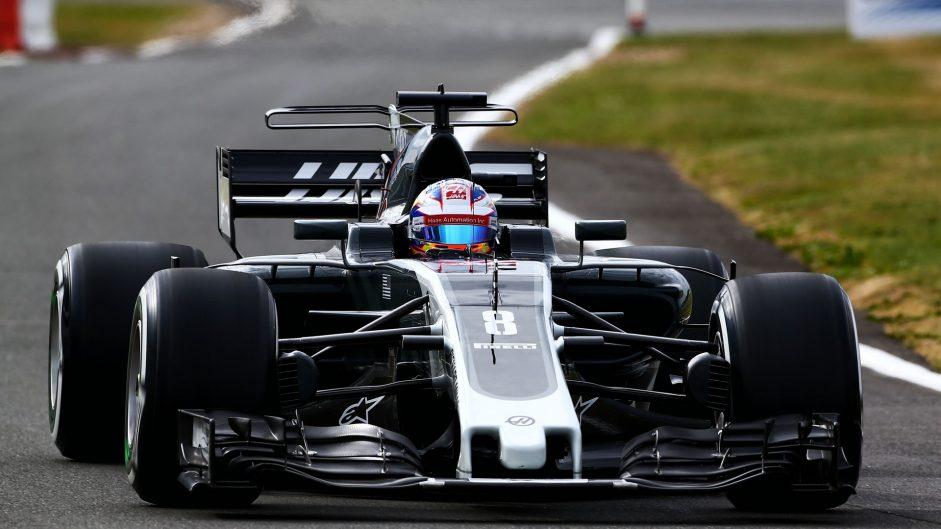 Wolff: Grosjean should be happy he is driving in F1