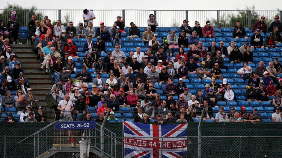 Hamilton: 'World would erupt' at loss of British GP