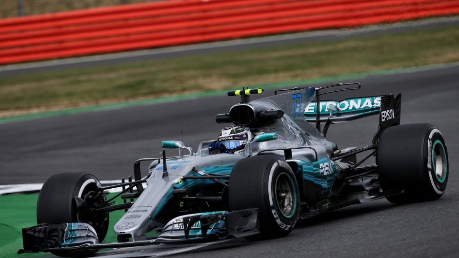 Bottas will take five-place grid penalty at British Grand Prix