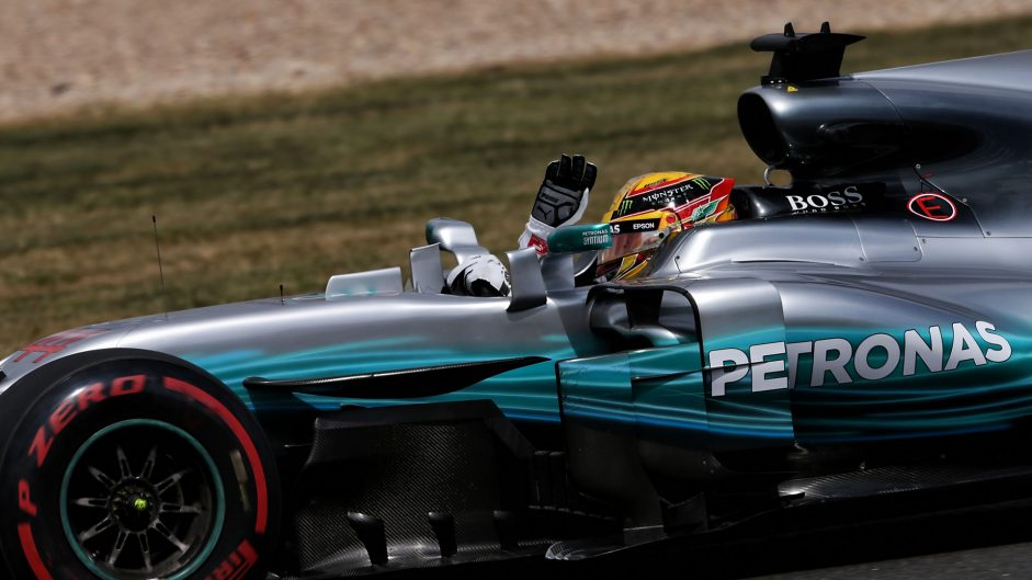 Hamilton 'relieved' to keep pole after investigation