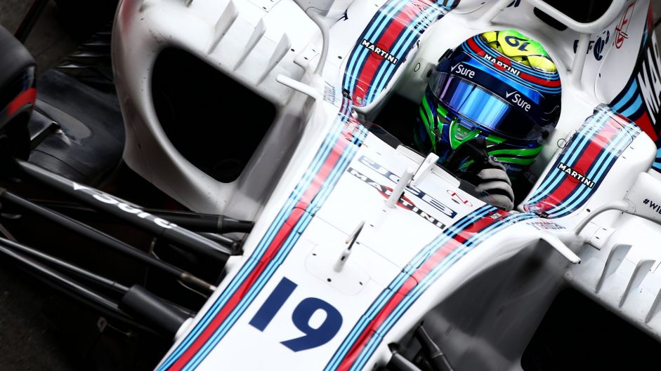 Felipe Massa, Williams, Red Bull Ring, 2017