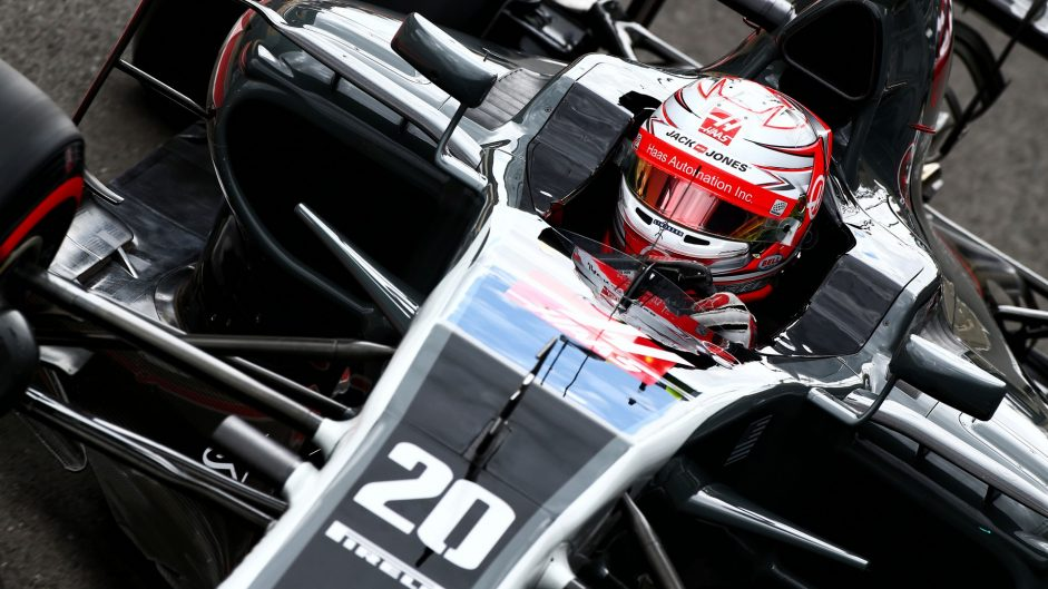 Kevin Magnussen, Haas, Red Bull Ring, 2017