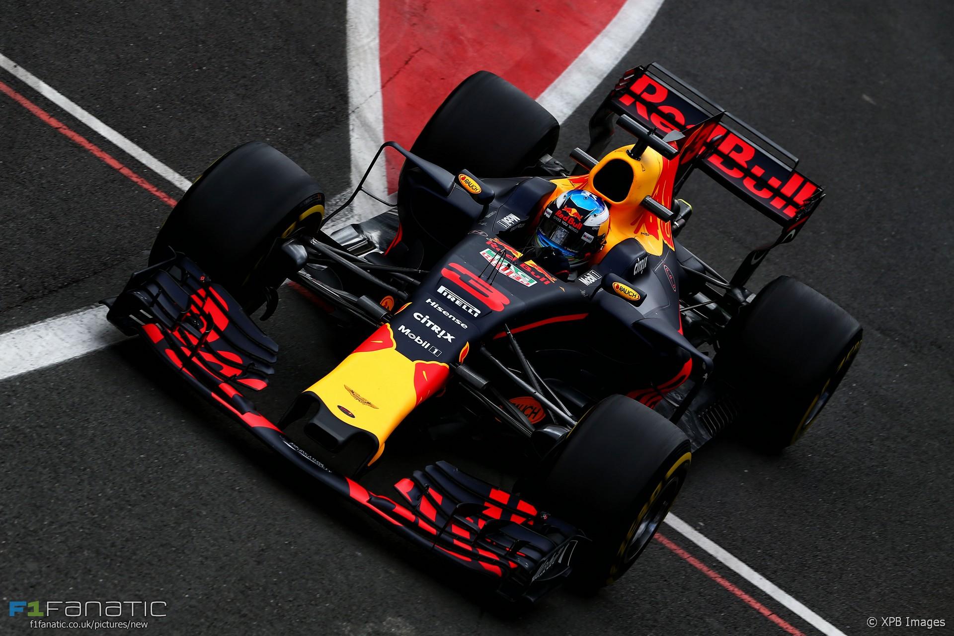 Daniel Ricciardo, Red Bull, Red Bull Ring, 2017