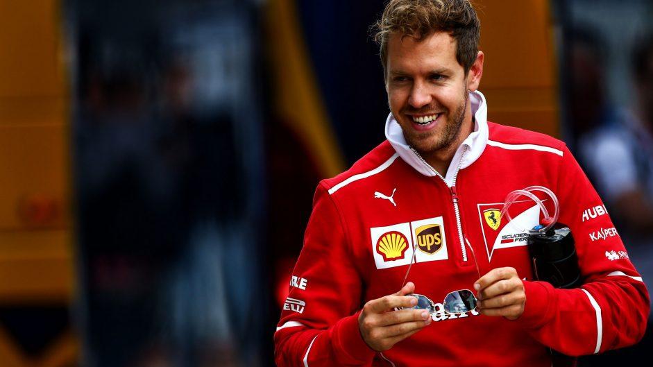 New three-year deal keeps Vettel at Ferrari until 2020