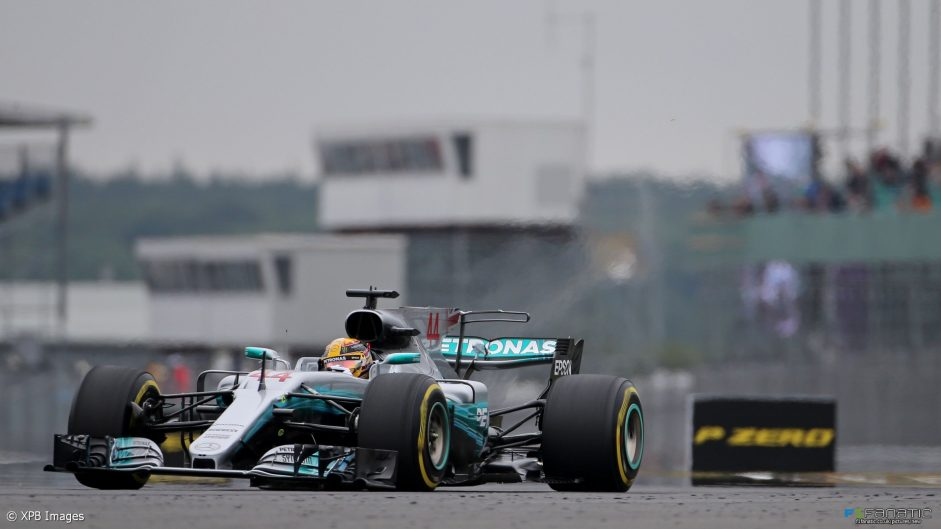 Hamilton's pole position confirmed by stewards