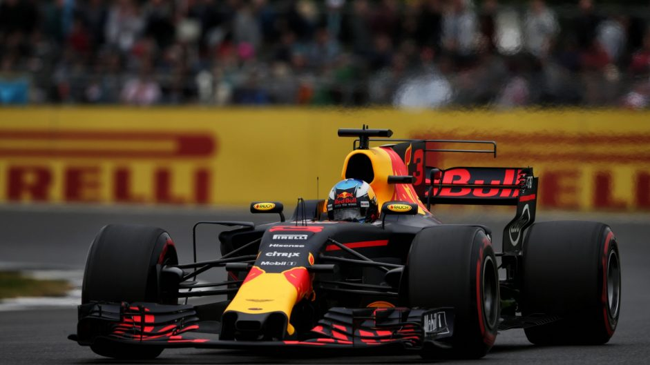Ricciardo gets ten place penalty for fifth MGU-H, stays 19th