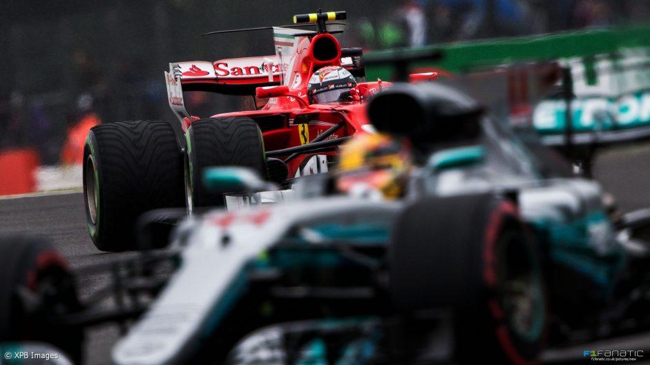 Suzuka and Interlagos will suit Ferrari – Hamilton