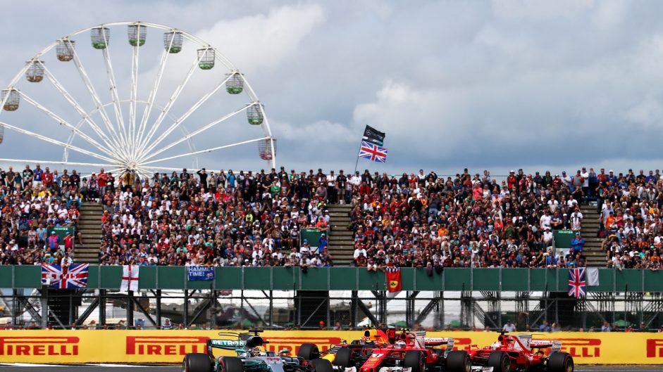 2017 British Grand Prix in pictures