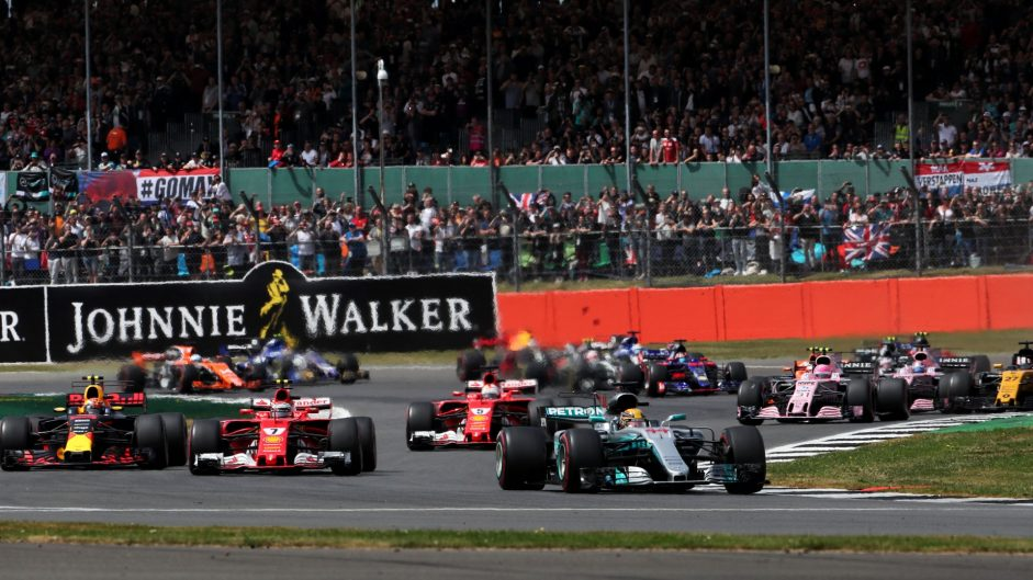 Vote for your 2017 British Grand Prix Driver of the Weekend