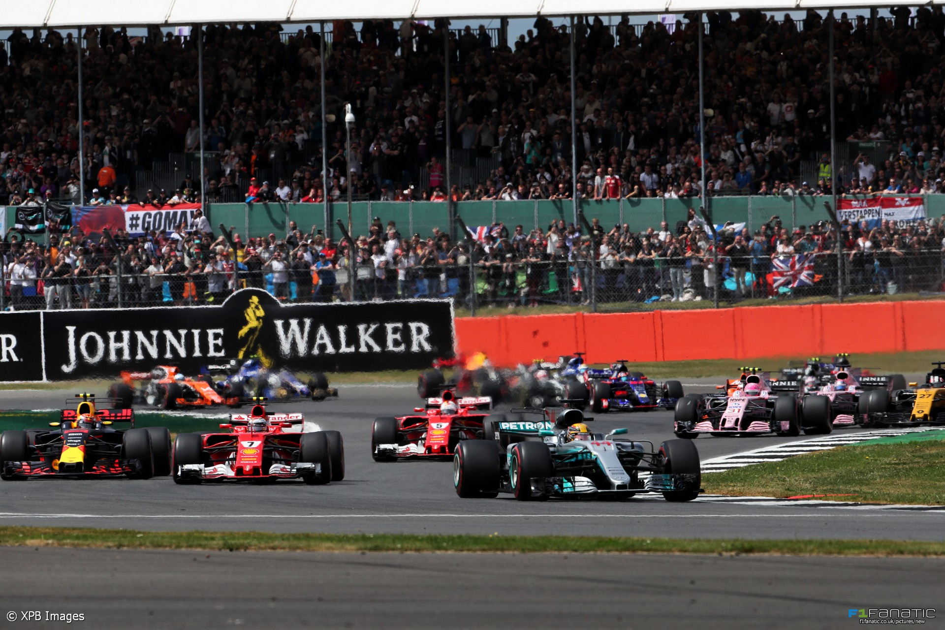 Výsledok vyhľadávania obrázkov pre dopyt GP F1 British 2017