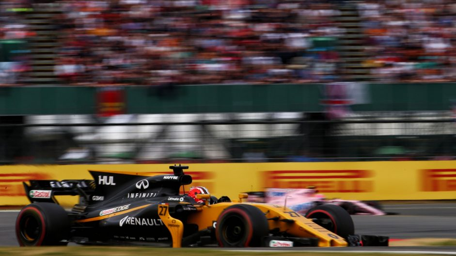 Sixth place for Renault 'very satisfying', says Hulkenberg