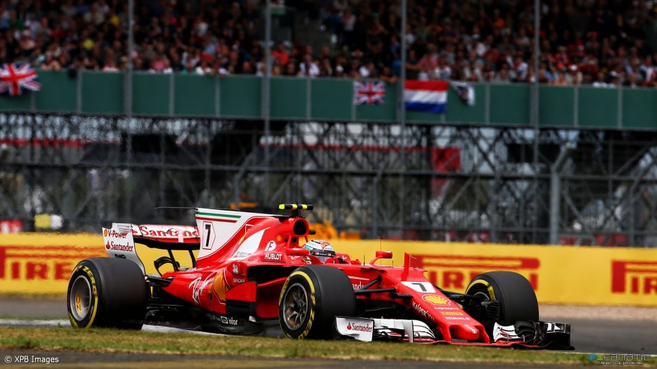 Damage caused Raikkonen's tyre failure, says Pirelli