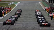 Grid girls had to go, says Silverstone boss