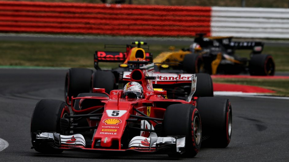 """""""There was no sign of that happening"""": British GP team radio highlights"""