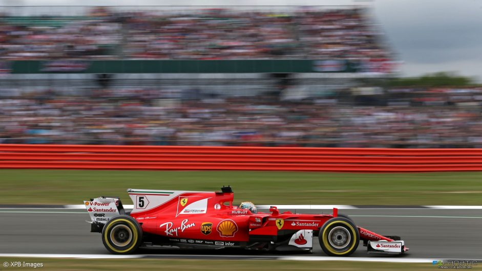 Tyre troubles 'not a disaster' – Vettel