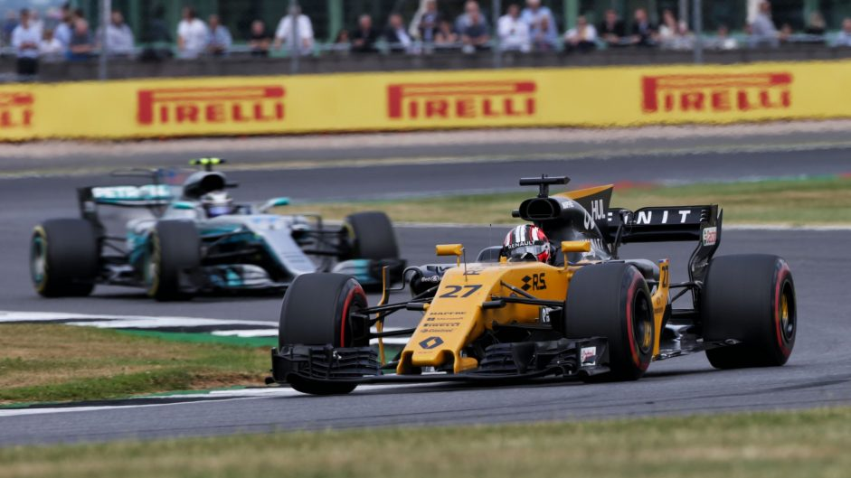 "Renault made ""big step forward"" at Silverstone"