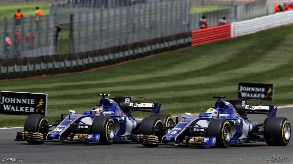 2017 F1 team mate battles: Ericsson vs Wehrlein at Sauber