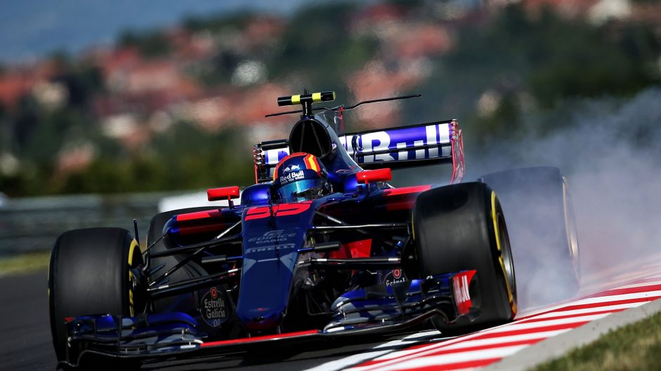 2017 Hungarian Grand Prix practice in pictures