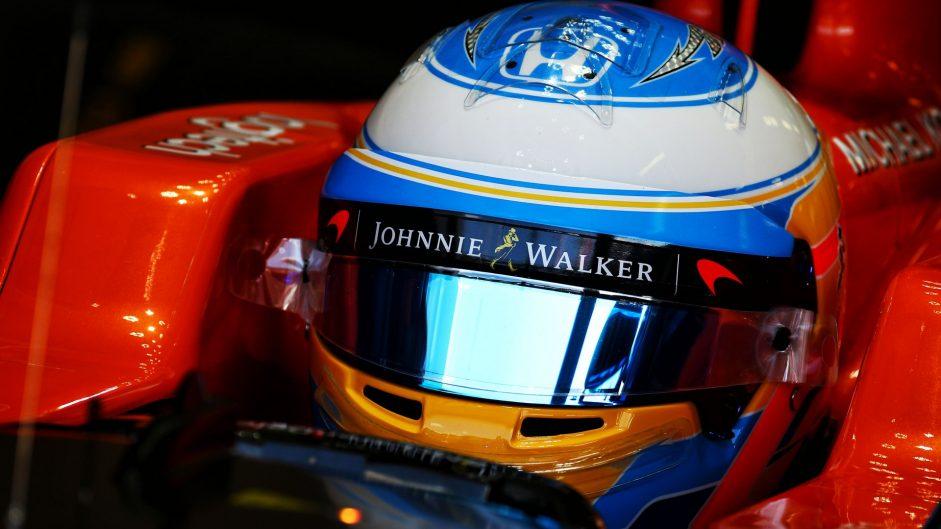 Fernando Alonso, McLaren, Hungaroring, 2017