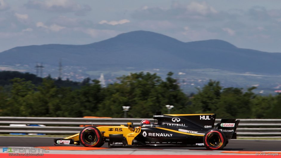 Hulkenberg to get five-place grid penalty in Hungary