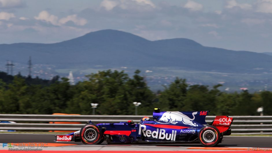 Sainz departs on a high as Toro Rosso hit reset again